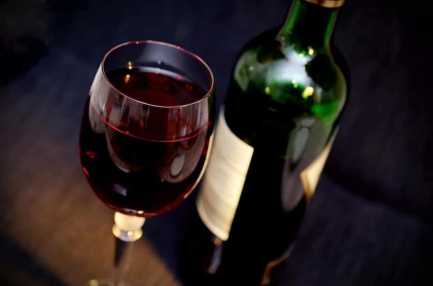 Care sunt beneficiile vinului rosu?